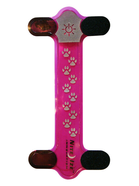 Nite Ize NiteDawg Collar Cover pink